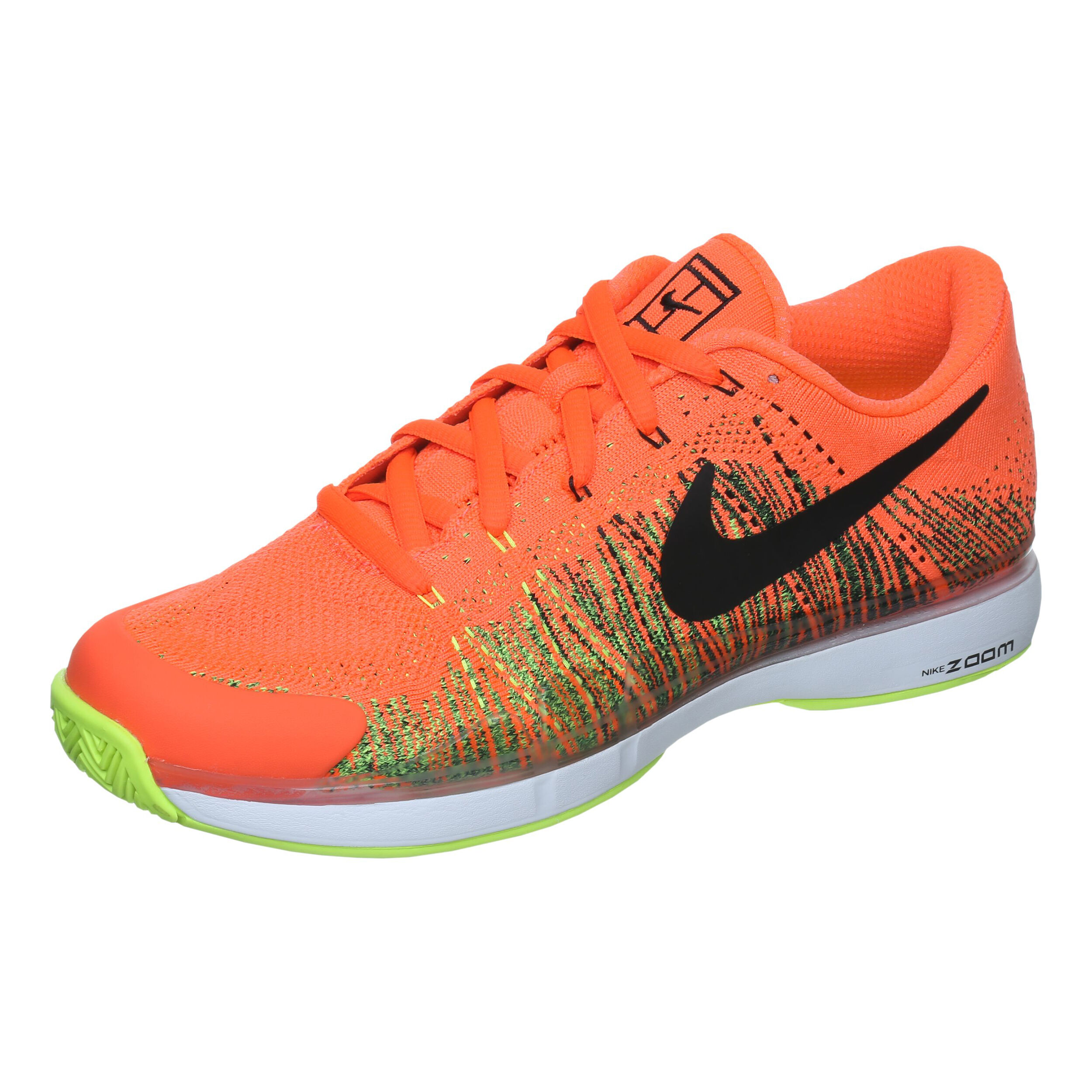 Nike Zoom Vapor Flyknit Chaussures Toutes Surfaces Hommes