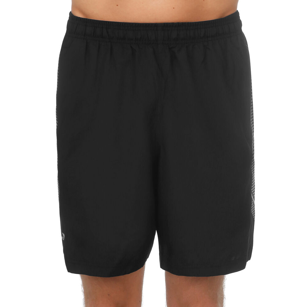 Woven Graphic Shorts Hommes