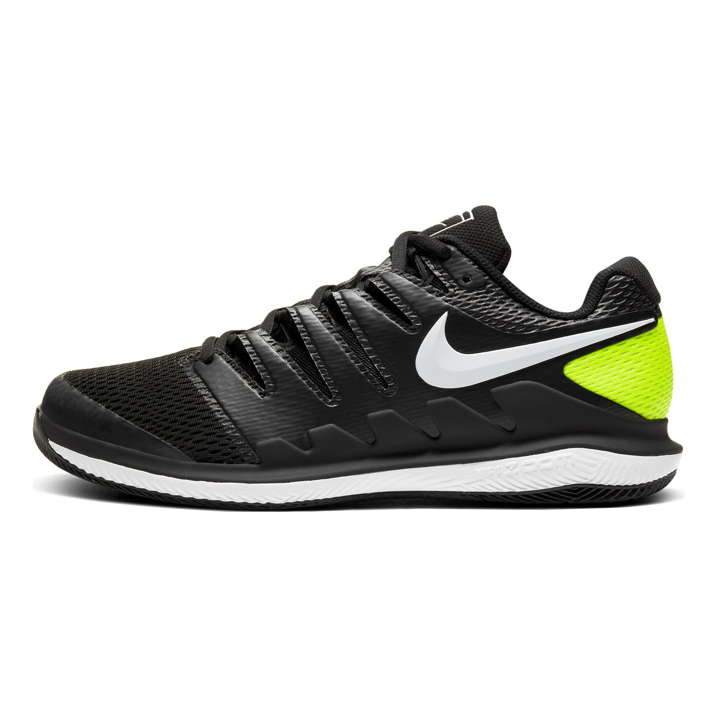 Nike Air Zoom Vapor X Chaussures Toutes Surfaces Hommes - Noir ...