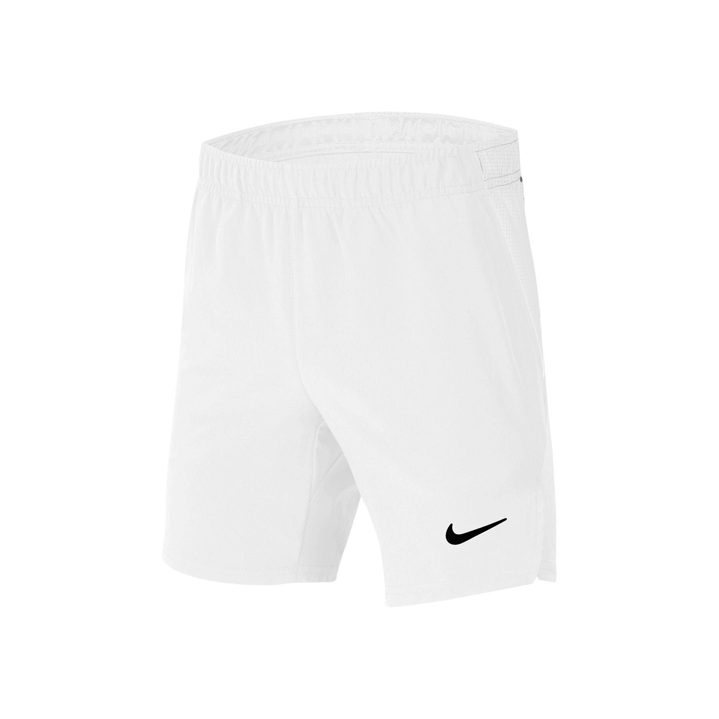 Court Flex Ace Shorts Garçons Blanc , Noir