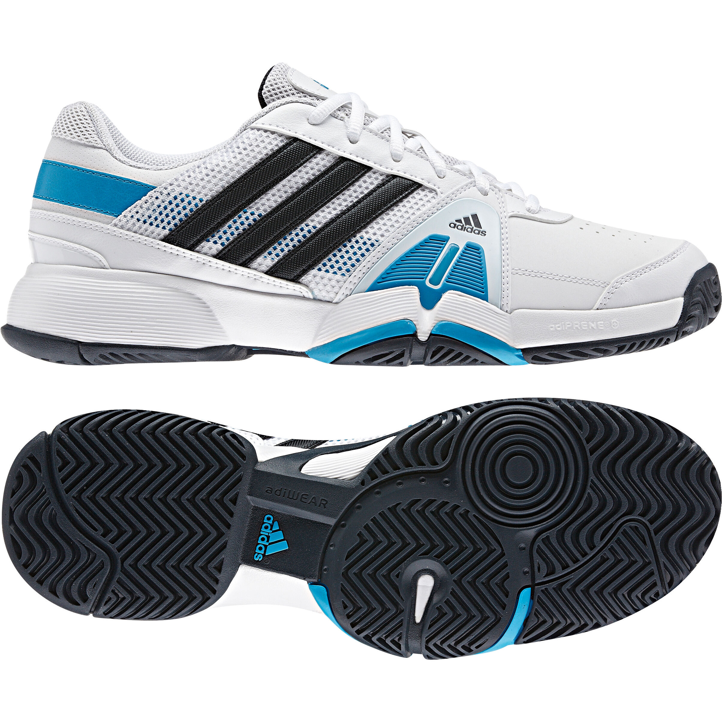 adidas Barricade Team 3 Chaussures Toutes Surfaces Hommes