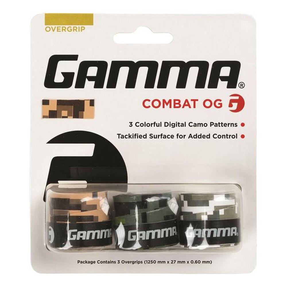 Gamma Combat Pack De 3 - Vert Olive , Gris