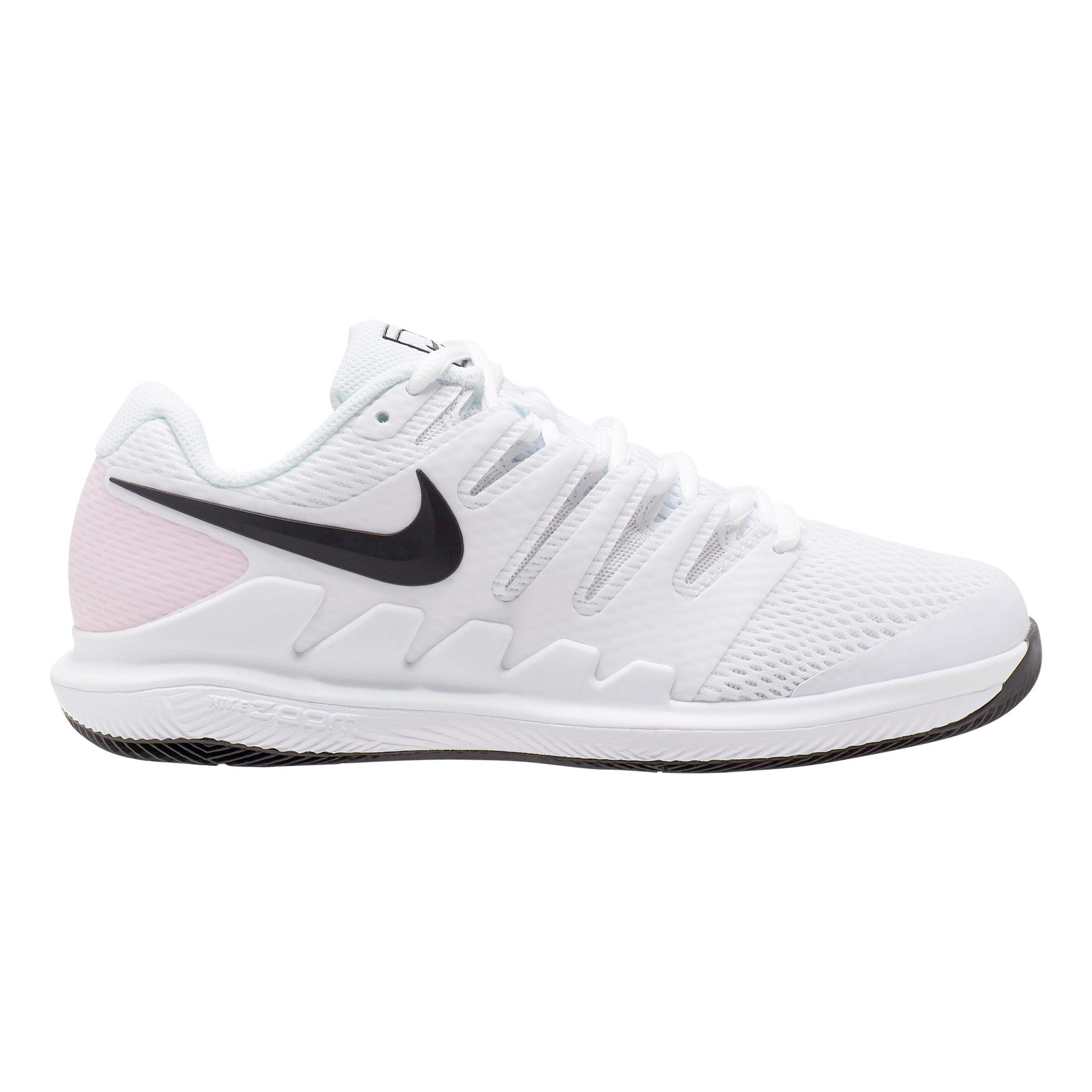 Nike Air Zoom Vapor X Chaussures Toutes Surfaces Femmes Blanc , Rosé