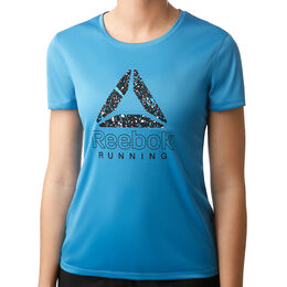 Running Essential Delta Graphic Tee Women
