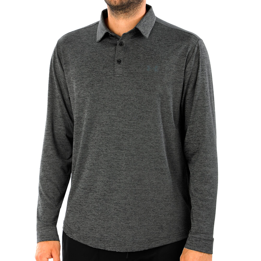Under Armour Playoff 2.0 Polo Hommes - Noir , Gris