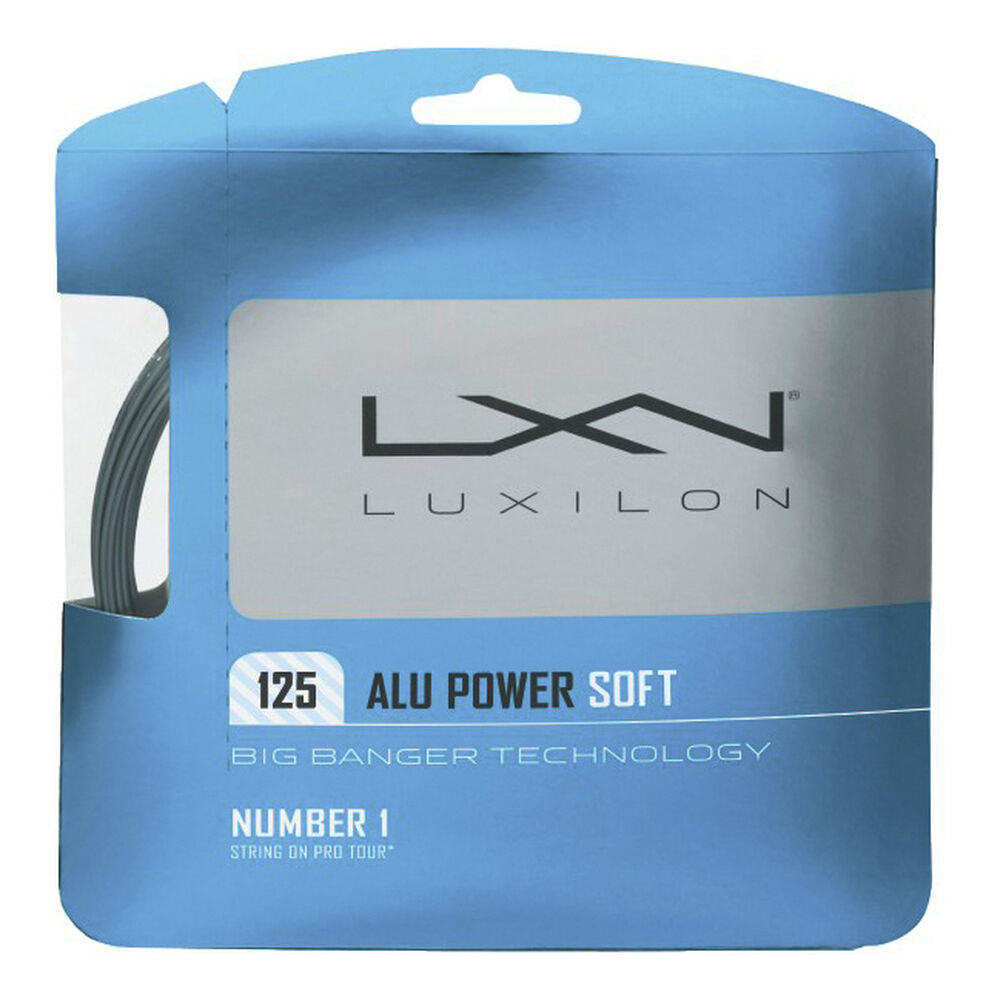 Alu Power Soft Cordage En Set 12,2m