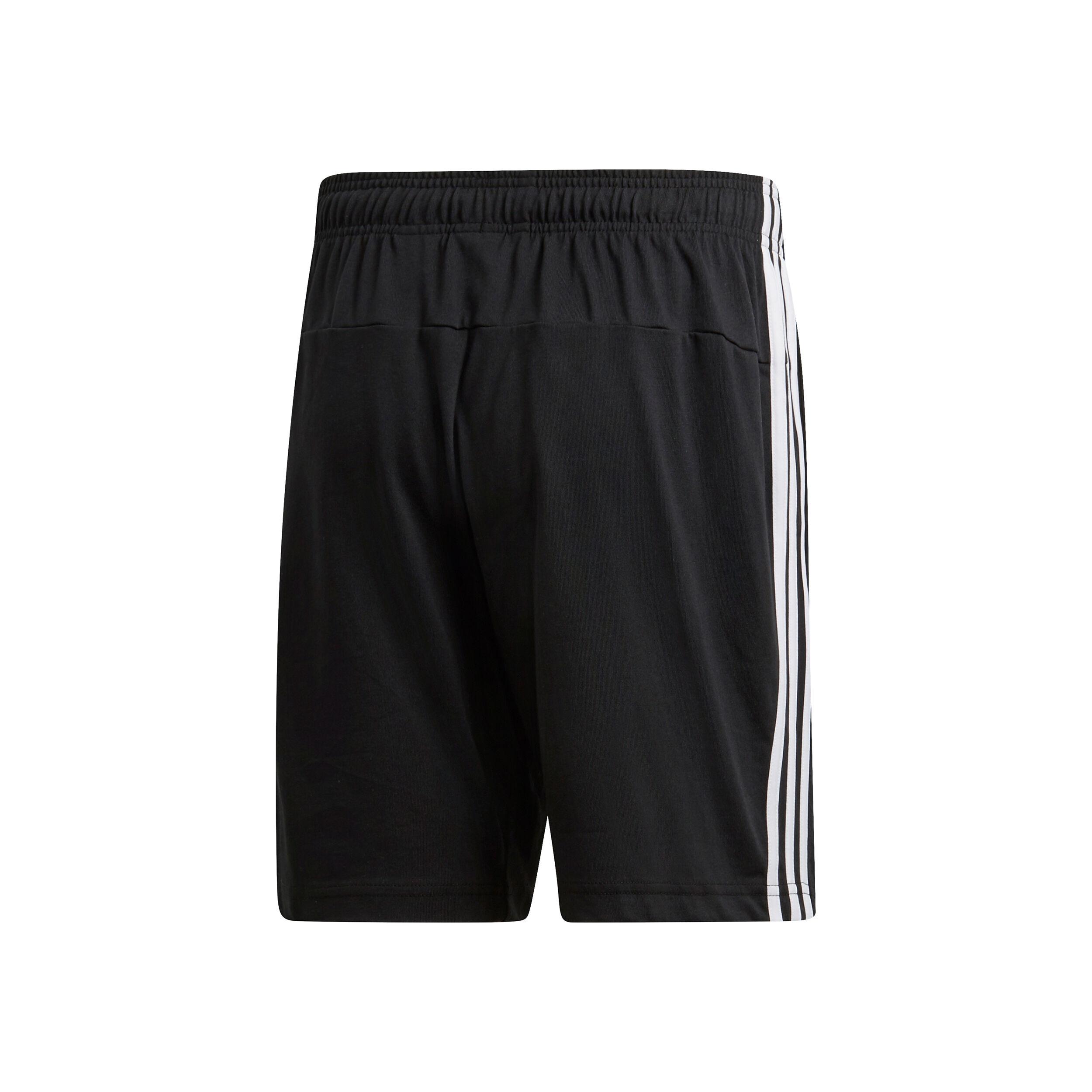 adidas Essentials 3 Stripes Single Jersey Shorts Hommes