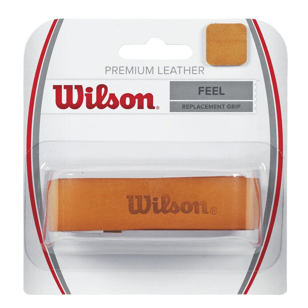 Premium Leather Replacement Grip Pack 1 Unité