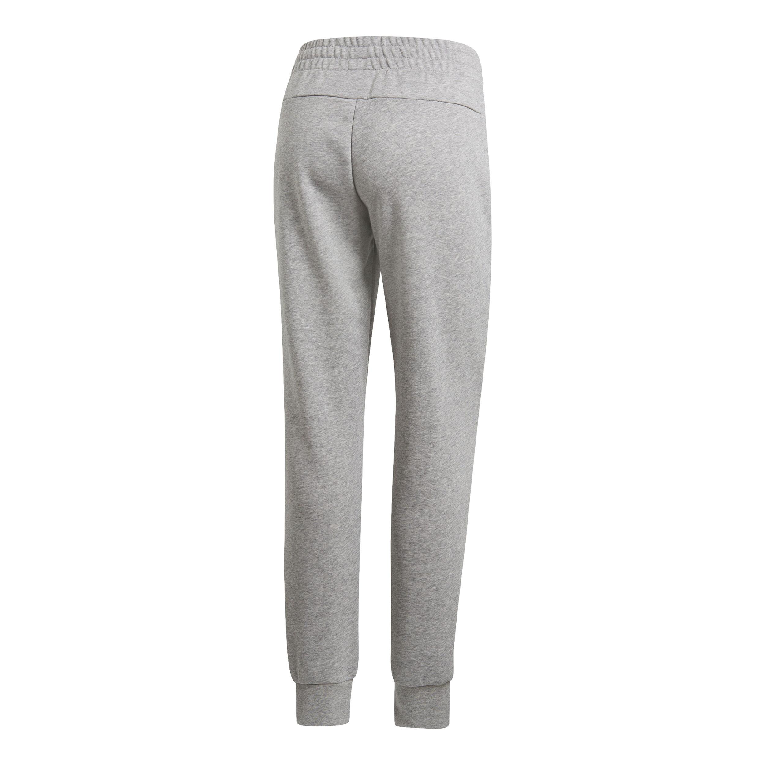 Gris Clair Pantalon Plain Essentials Survêtement Adidas Femmes W29EDHI