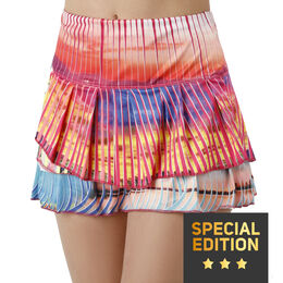 Horizon Pleat Tier Skirt