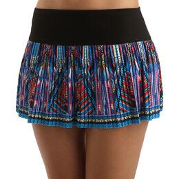 Empire Pleated Skirt Women