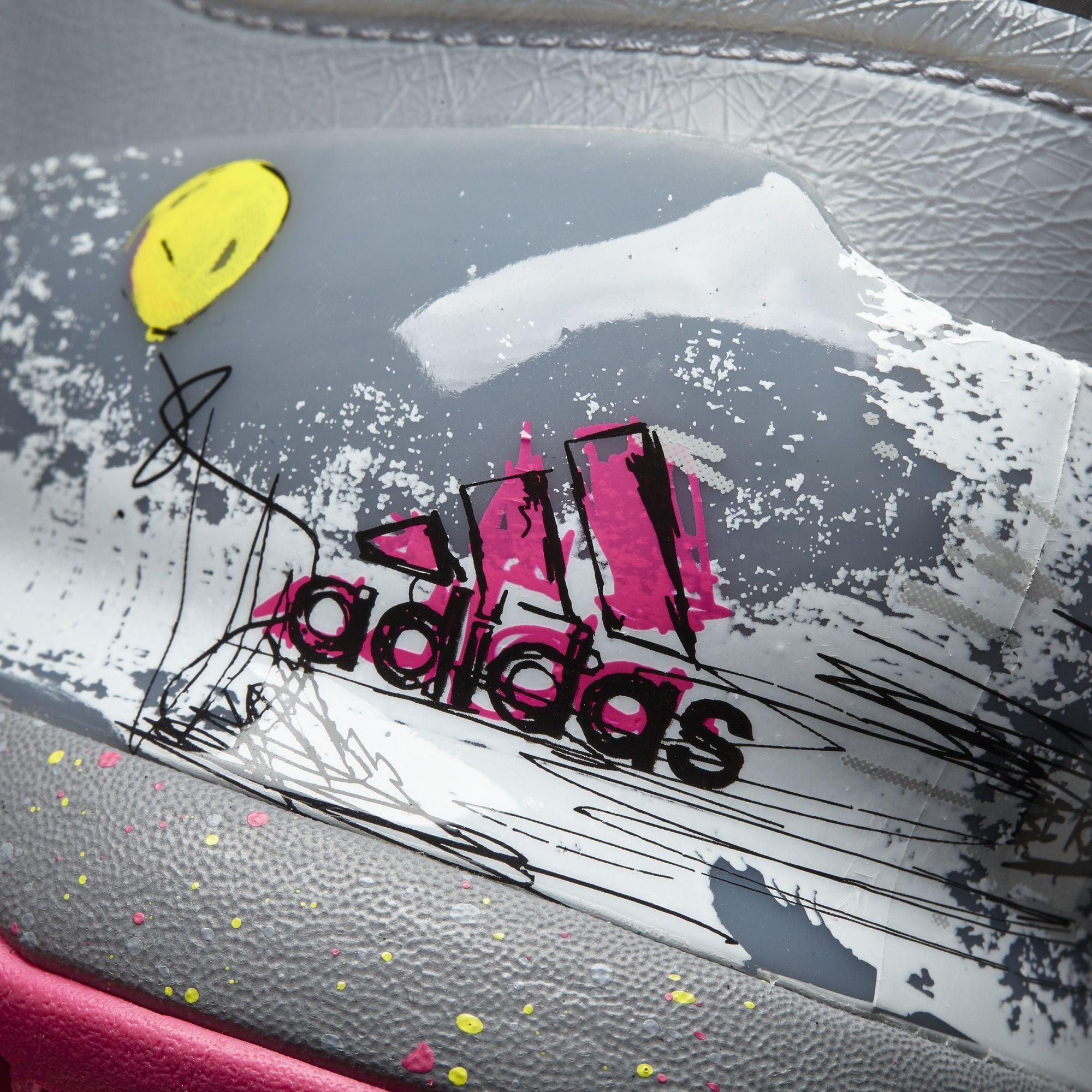 chaussures homme adidas adizero ubersonic 2 street art