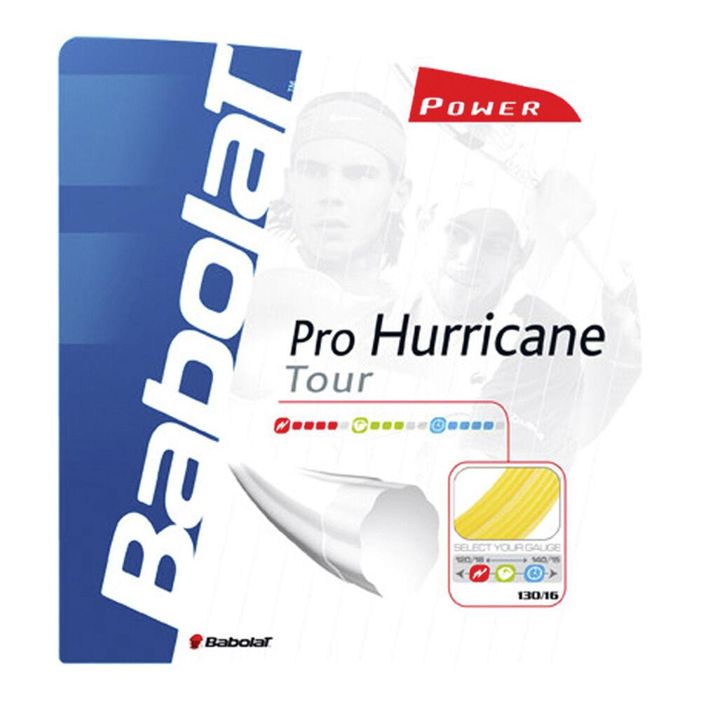 Pro Hurricane Tour Cordage En Set 12m