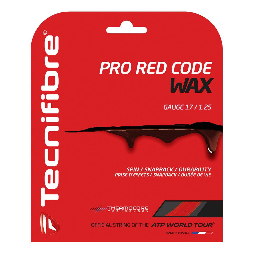 Pro RedCode Wax Cordage En Set 12,2m