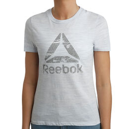 Training Essentials Marble Logo Tee Women