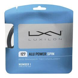 Alu Power Spin 12,2m silber