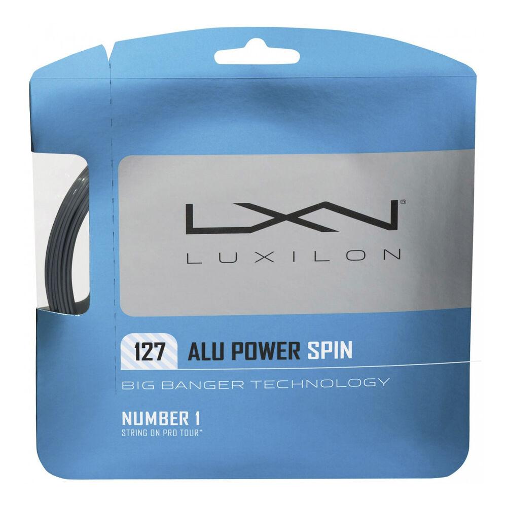 Alu Power Spin Cordage En Set 12,2m
