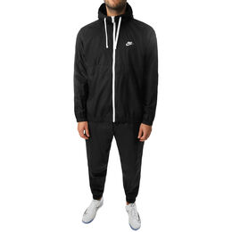 Sportswear Hooded Woven Tracksuit Men