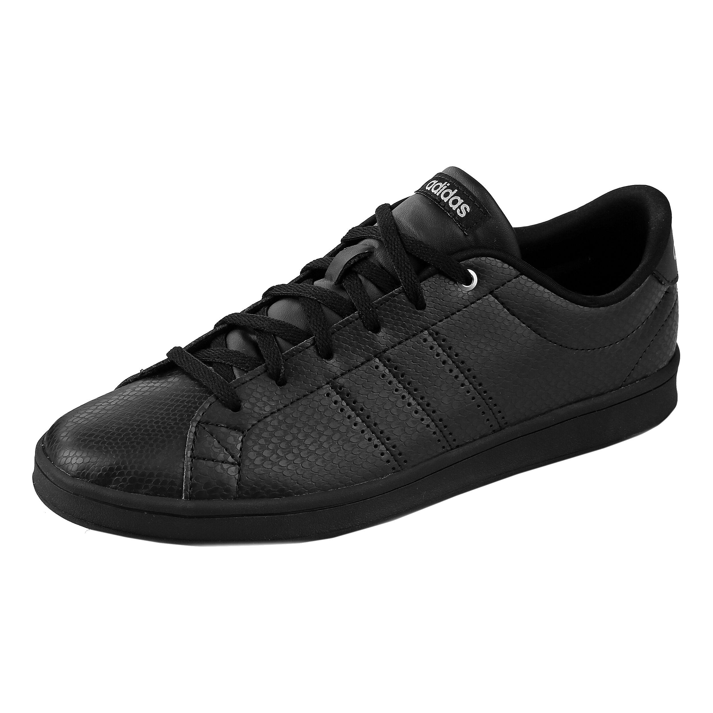 adidas advantage clean qt femme noir
