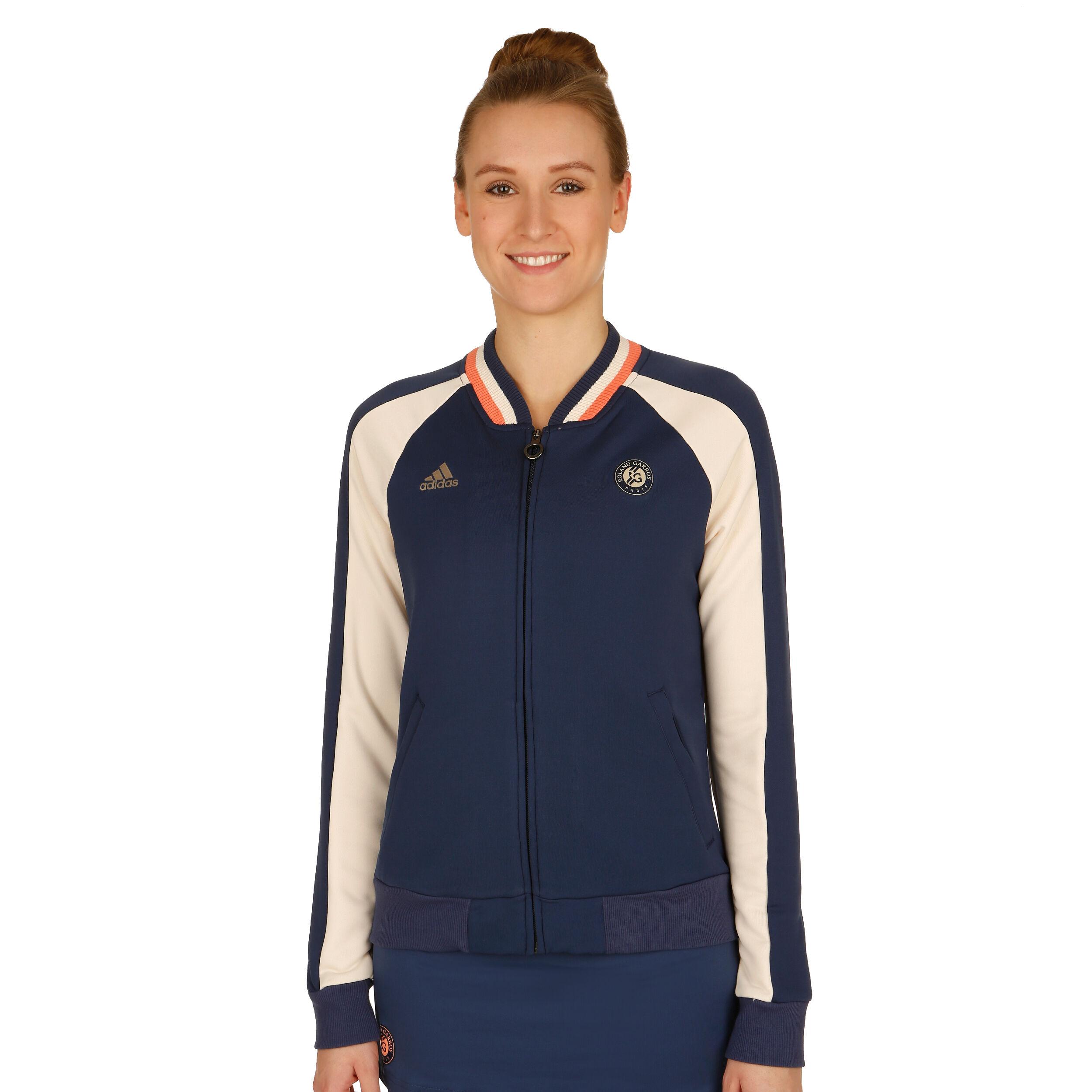 adidas Roland Garros Veste De Survêtement Femmes Bleu