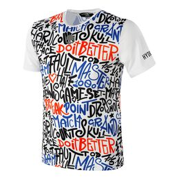 Graffiti Tech Tee Men