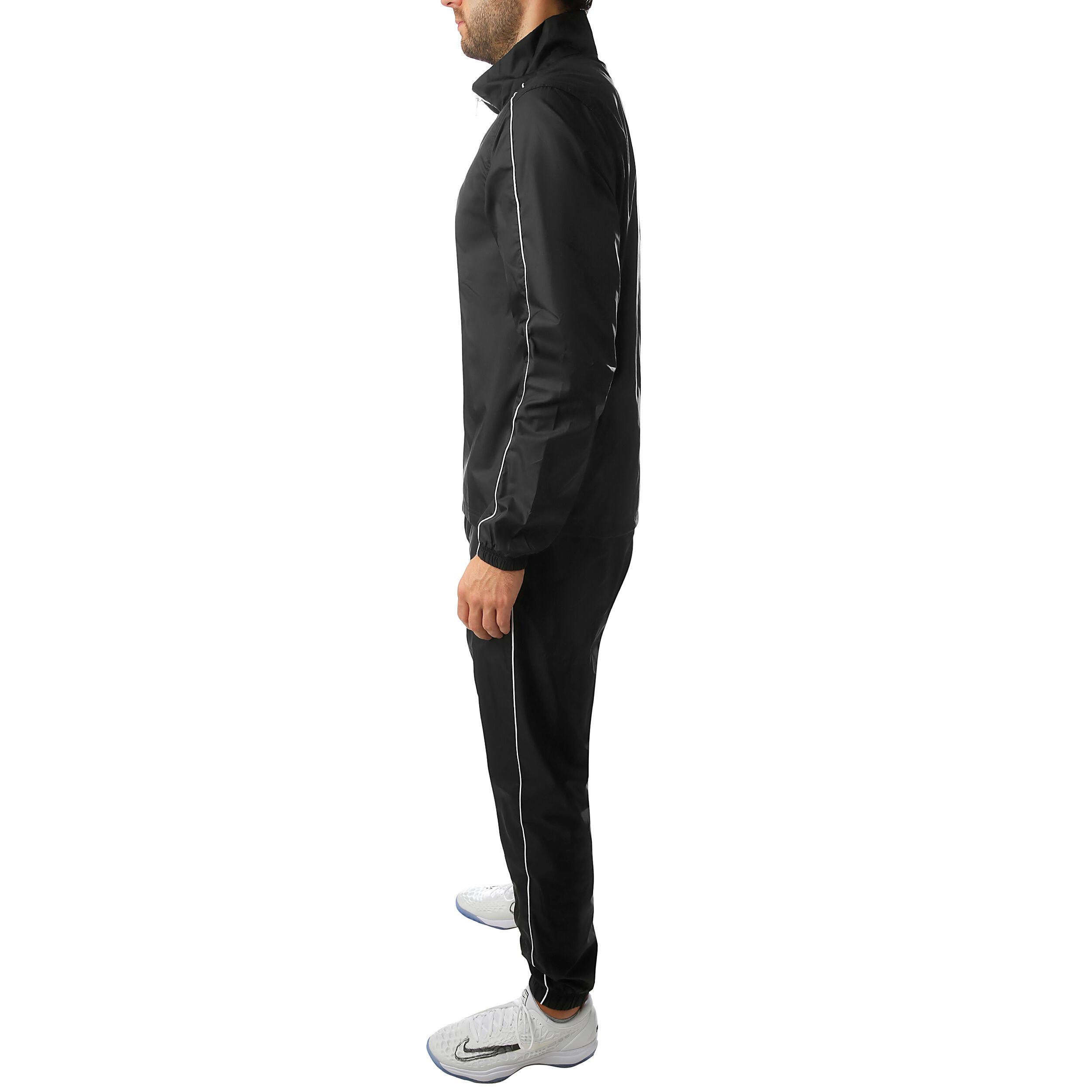 Hommes Survêtement Nike Woven NoirBlanc Sportswear zpGqjLMVSU