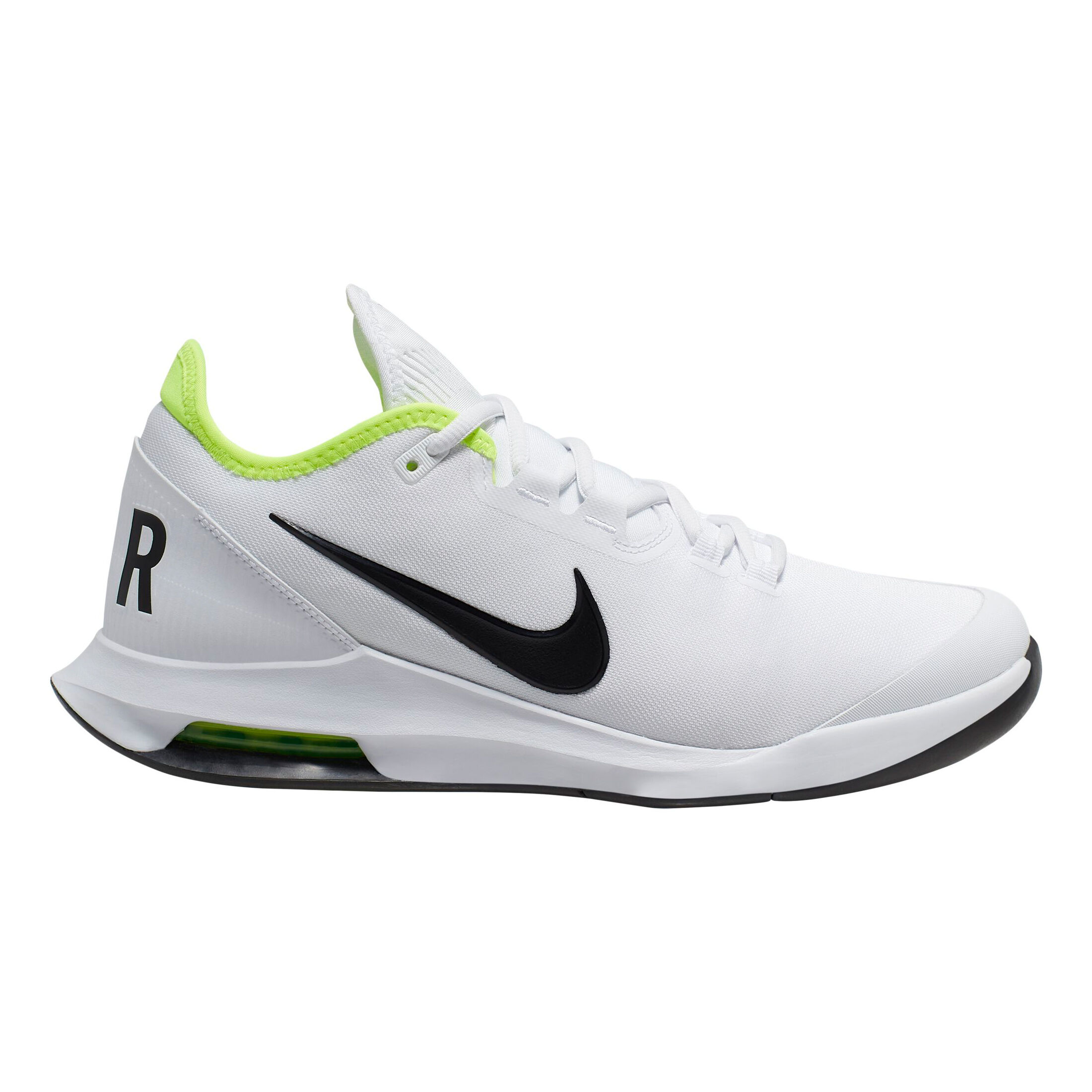 Nike Air Max Wildcard Chaussures Toutes Surfaces Hommes Blanc , Vert Fluo