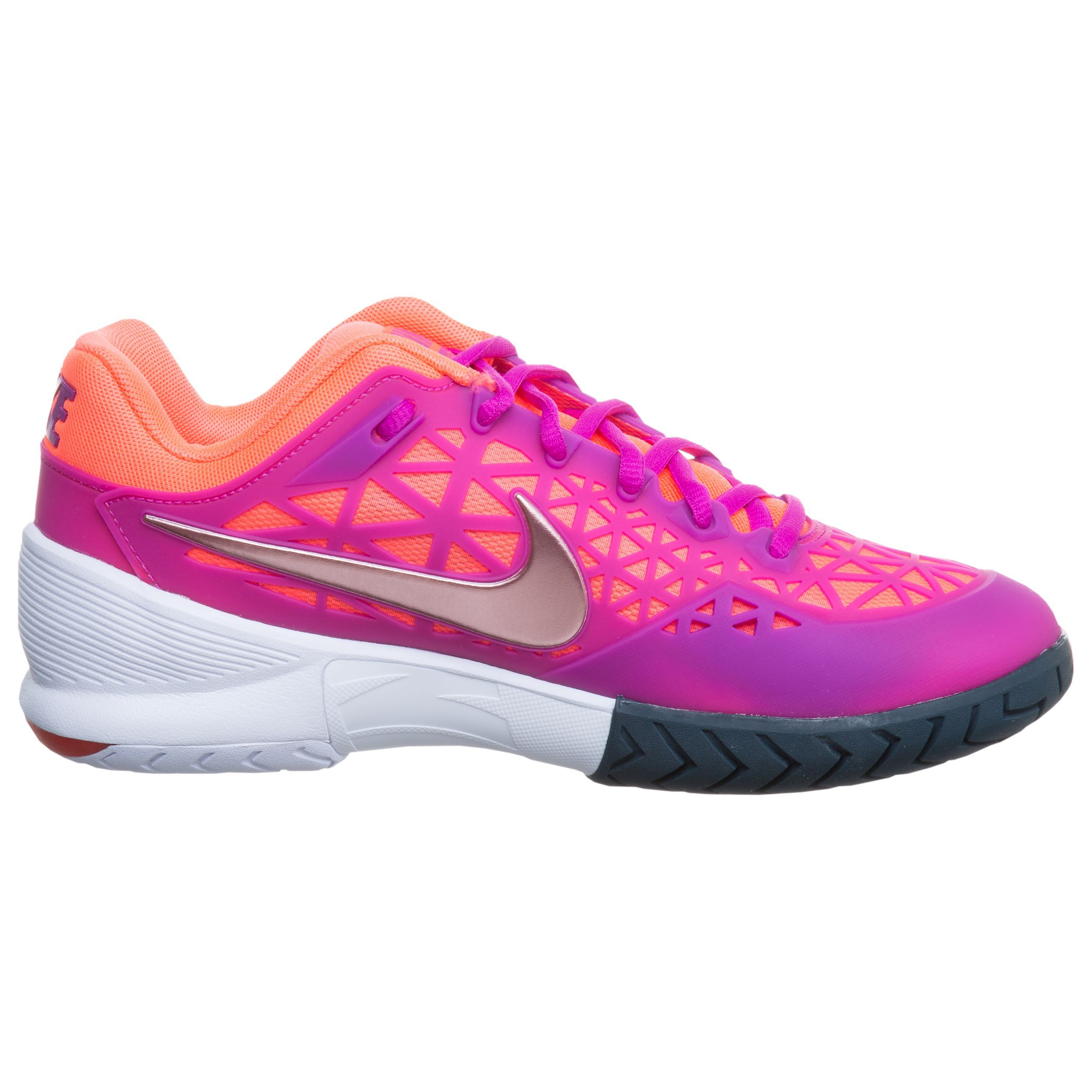 Nike Zoom Cage 2 Chaussures Toutes Surfaces Femmes Pink