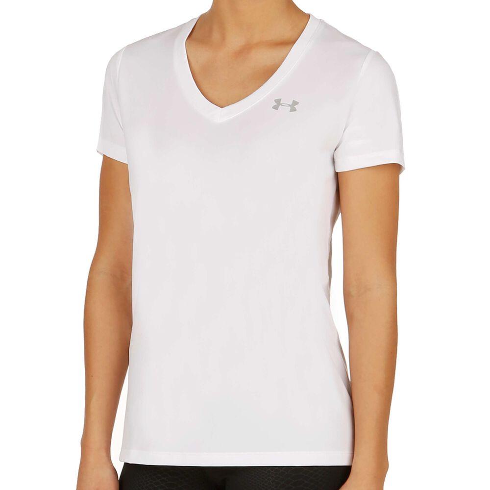 Tech Solid T-shirt Femmes