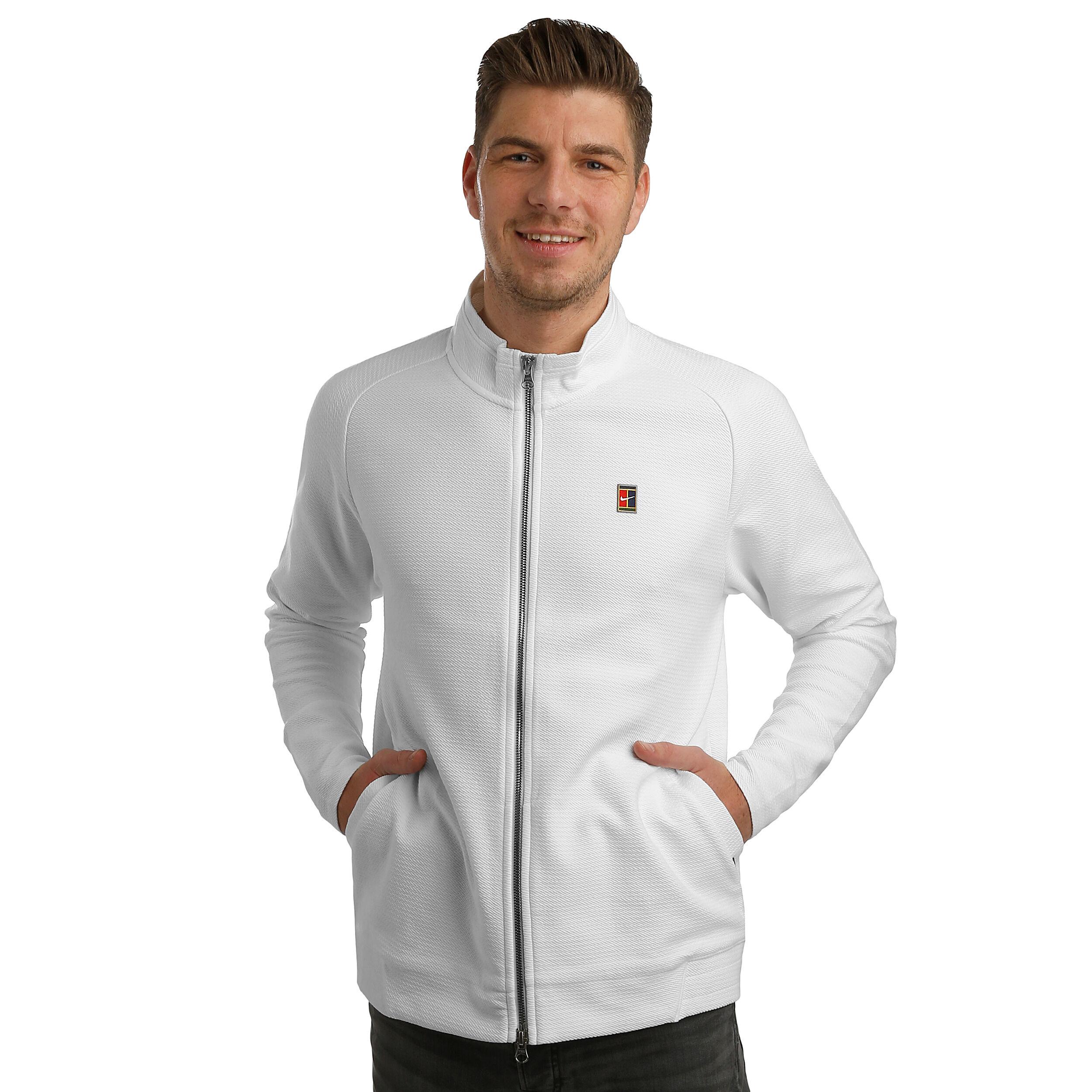 Veste Nike Court Heritage Veste Hommes Vêtements