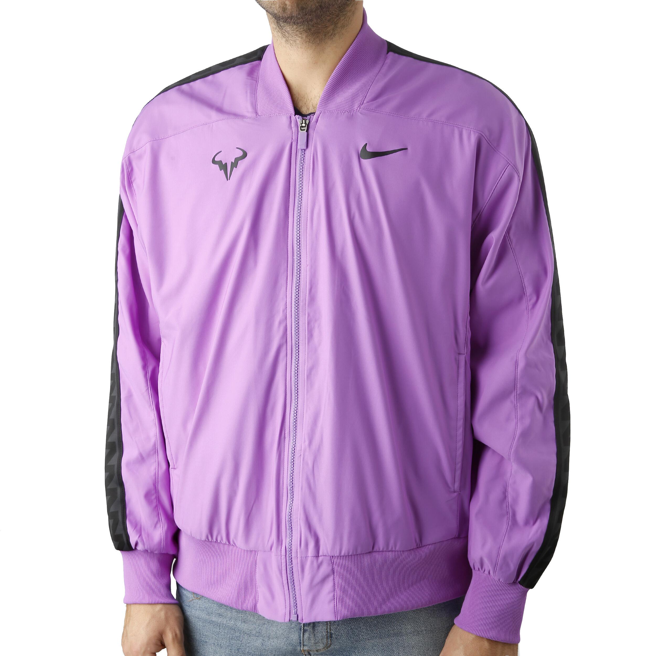 Nike Rafael Nadal Veste De Survêtement Hommes Violet