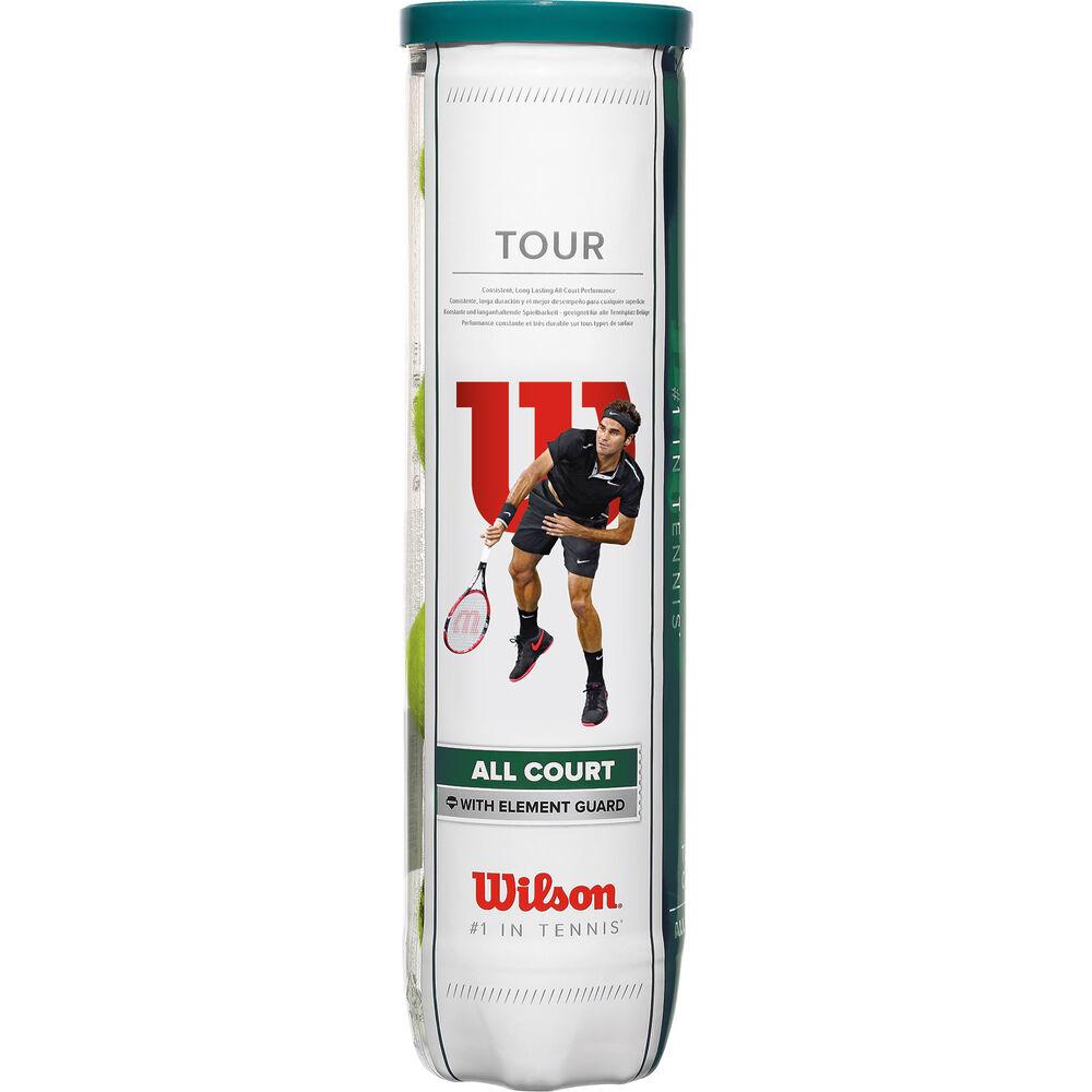 Wilson Tour All Court Tube De 4