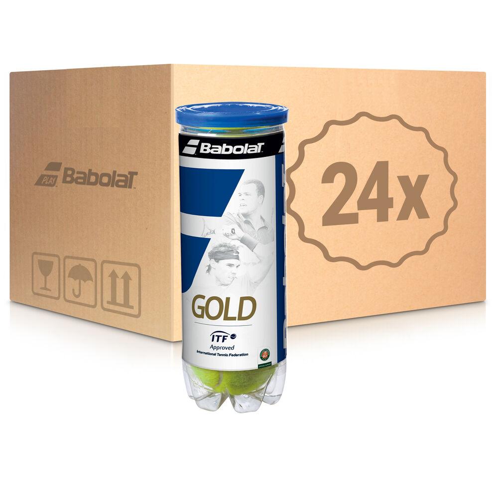 Gold 24 Tubes De 3 En Carton