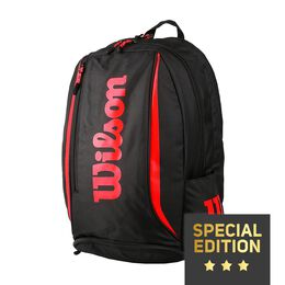 EMEA Reflective Backpack BK/RD (Special Edition)