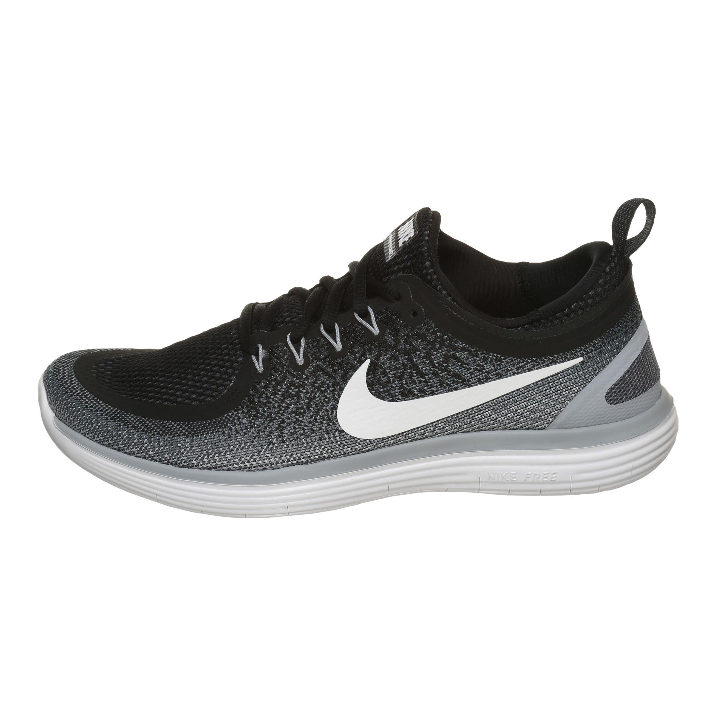 Nike Free Run Distance 2 Chaussure De Fitness Hommes Noir