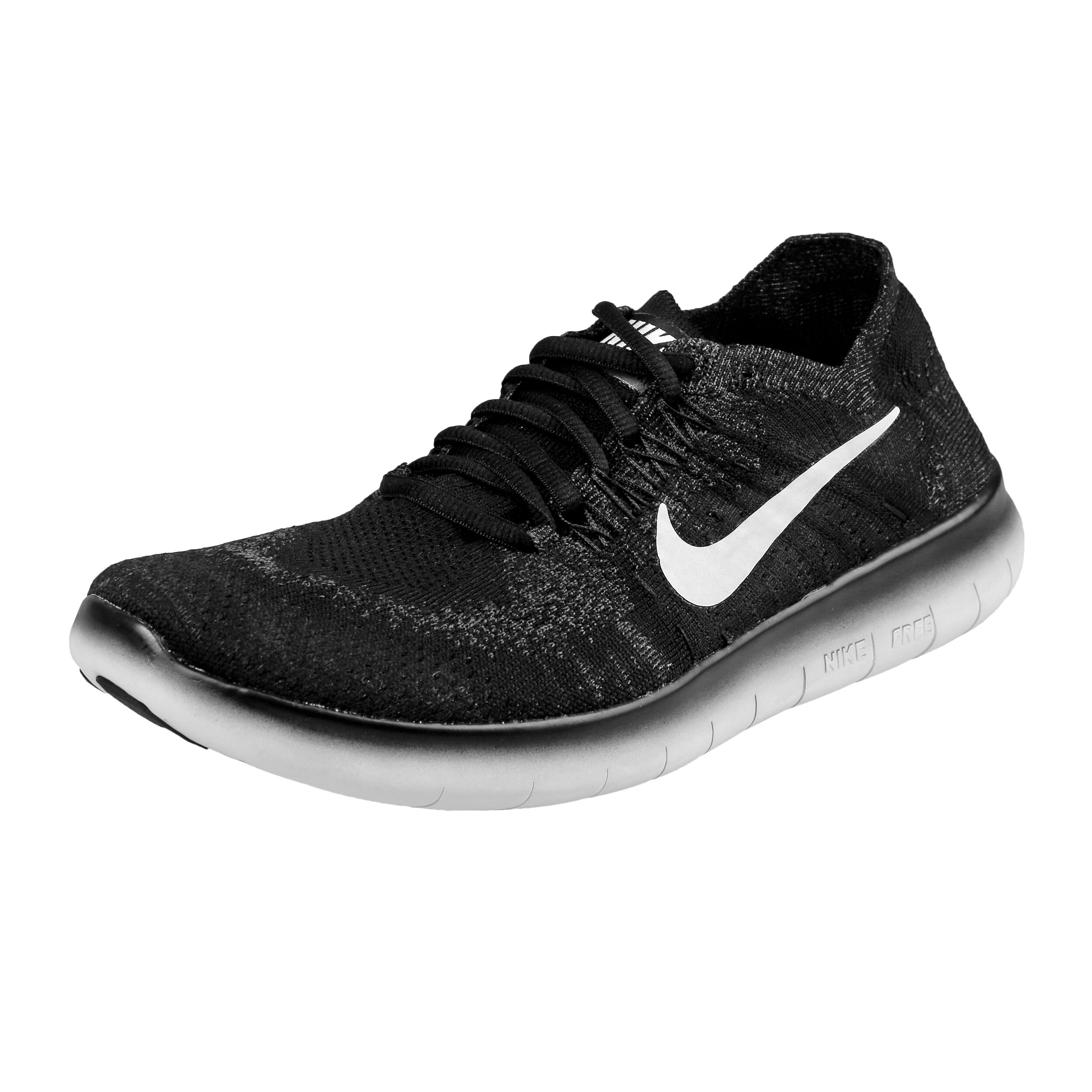 2017 Flyknit Run Femmes C3f1utljk Noirblanc Chaussure Nike Free Fitness N0wv8nmO