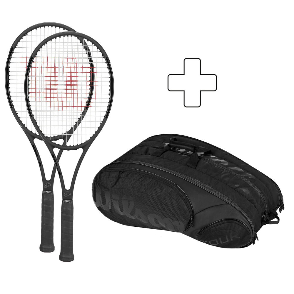 Pro Staff 97 L Countervail + Sac De Tennis