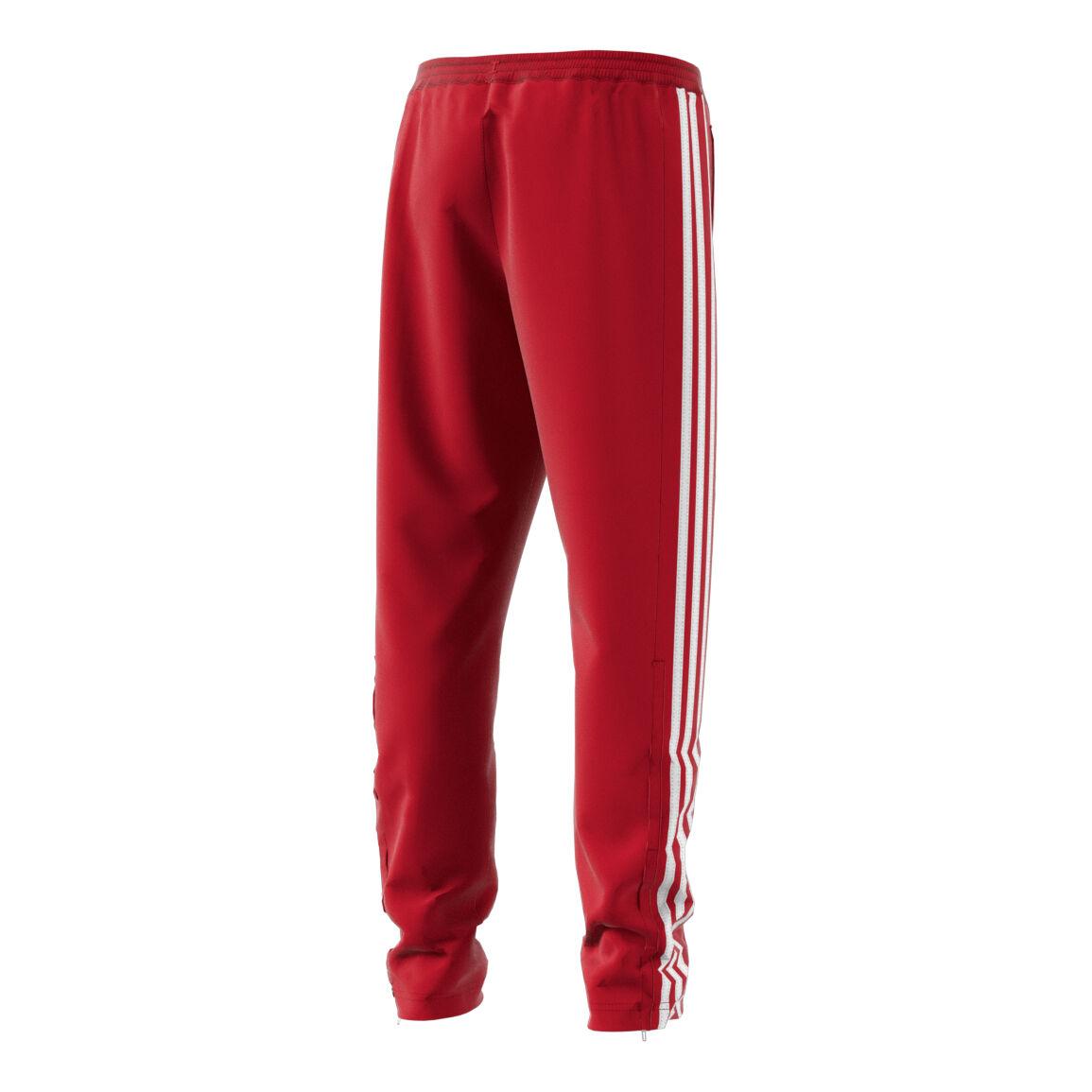adidas T16 Sweat Pantalon Survêtement Femmes Rouge Fluo