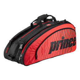 Challenger 12 Racket Bag black/red