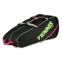 Premium Neon Racketbag 6R