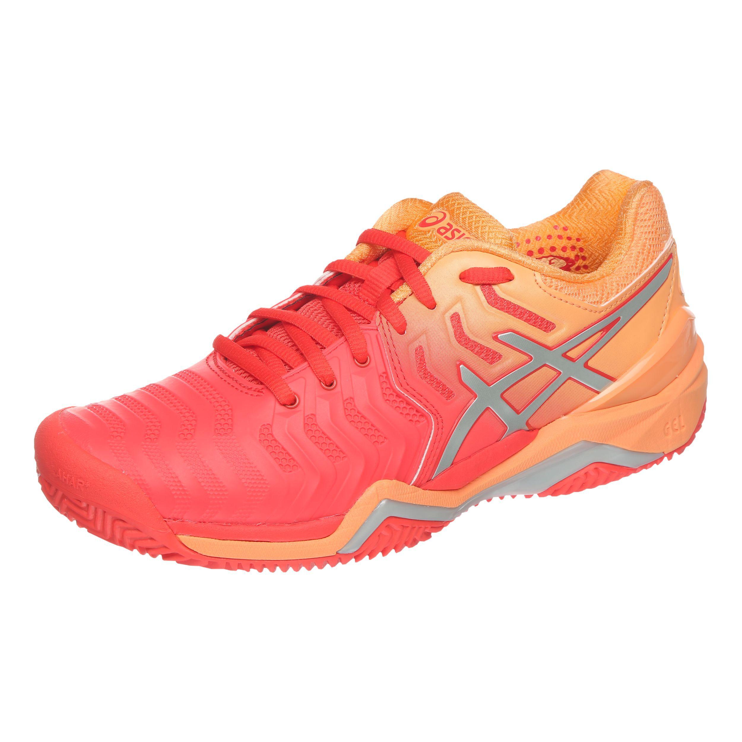 Asics Gel Resolution 7 Clay Chaussure Terre Battue Femmes