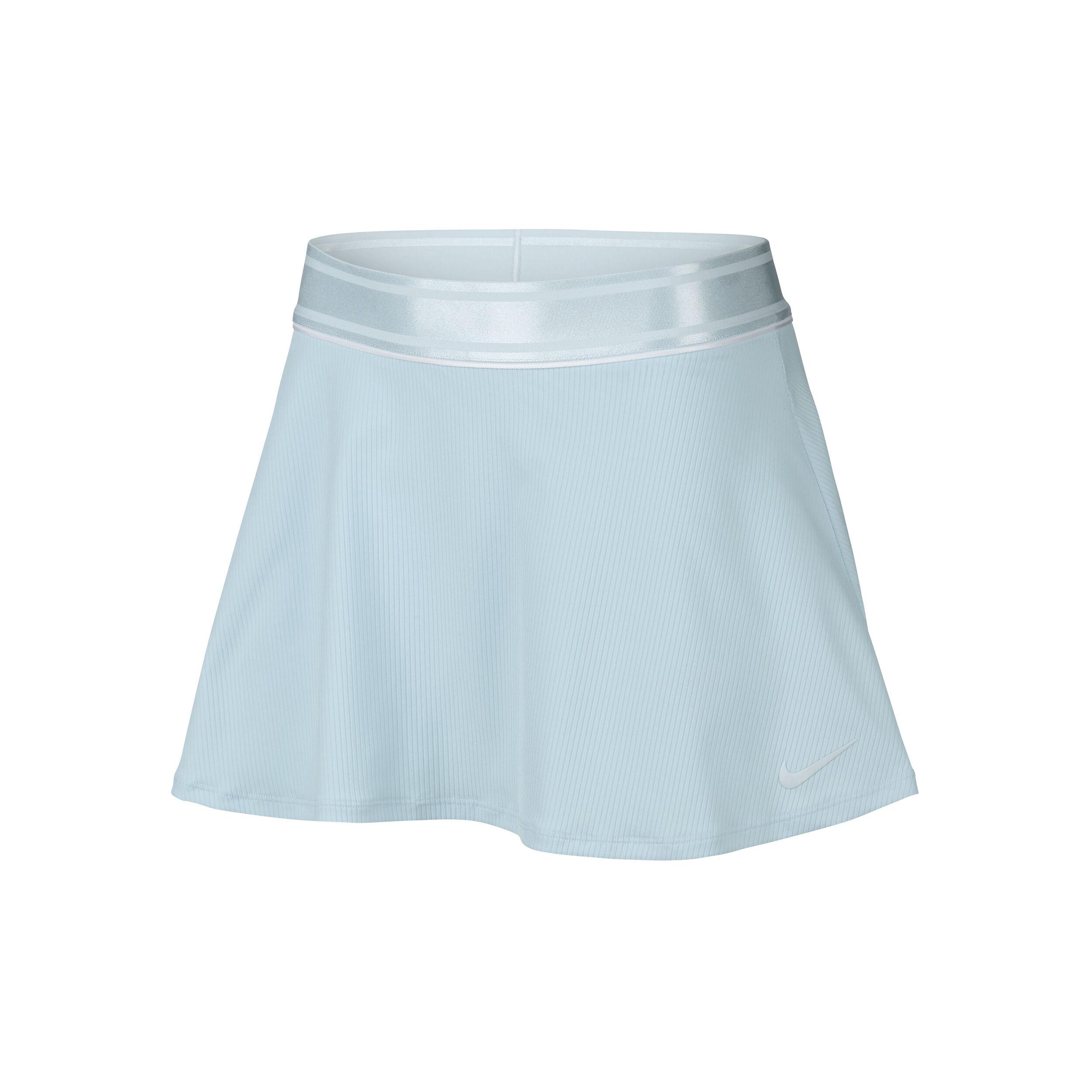 Jupe Bleu Acheter Femmes Nike Dry Ligne En Court ClairArgent BWdCexor