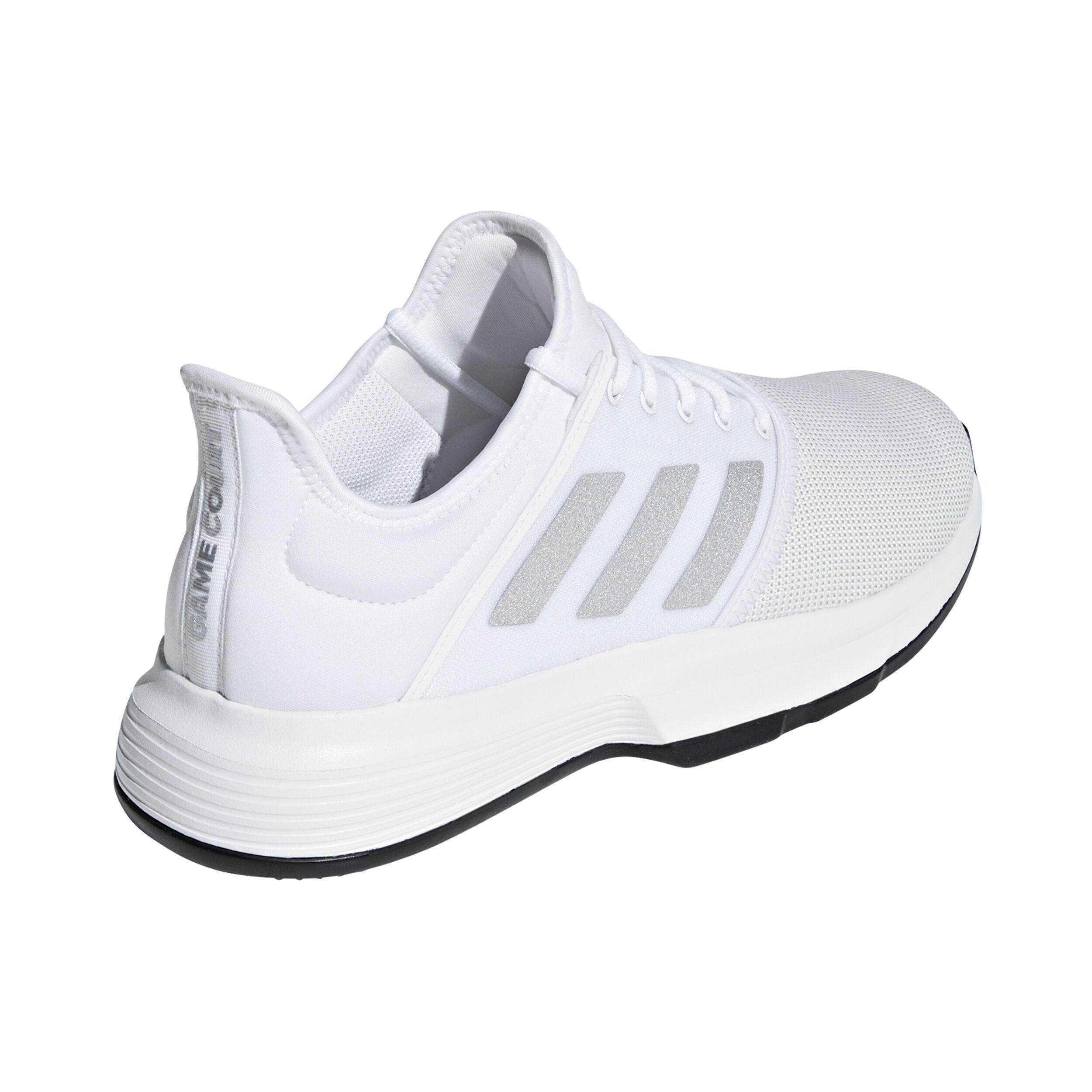 adidas Game Court Chaussure Tout Terrain Hommes Blanc