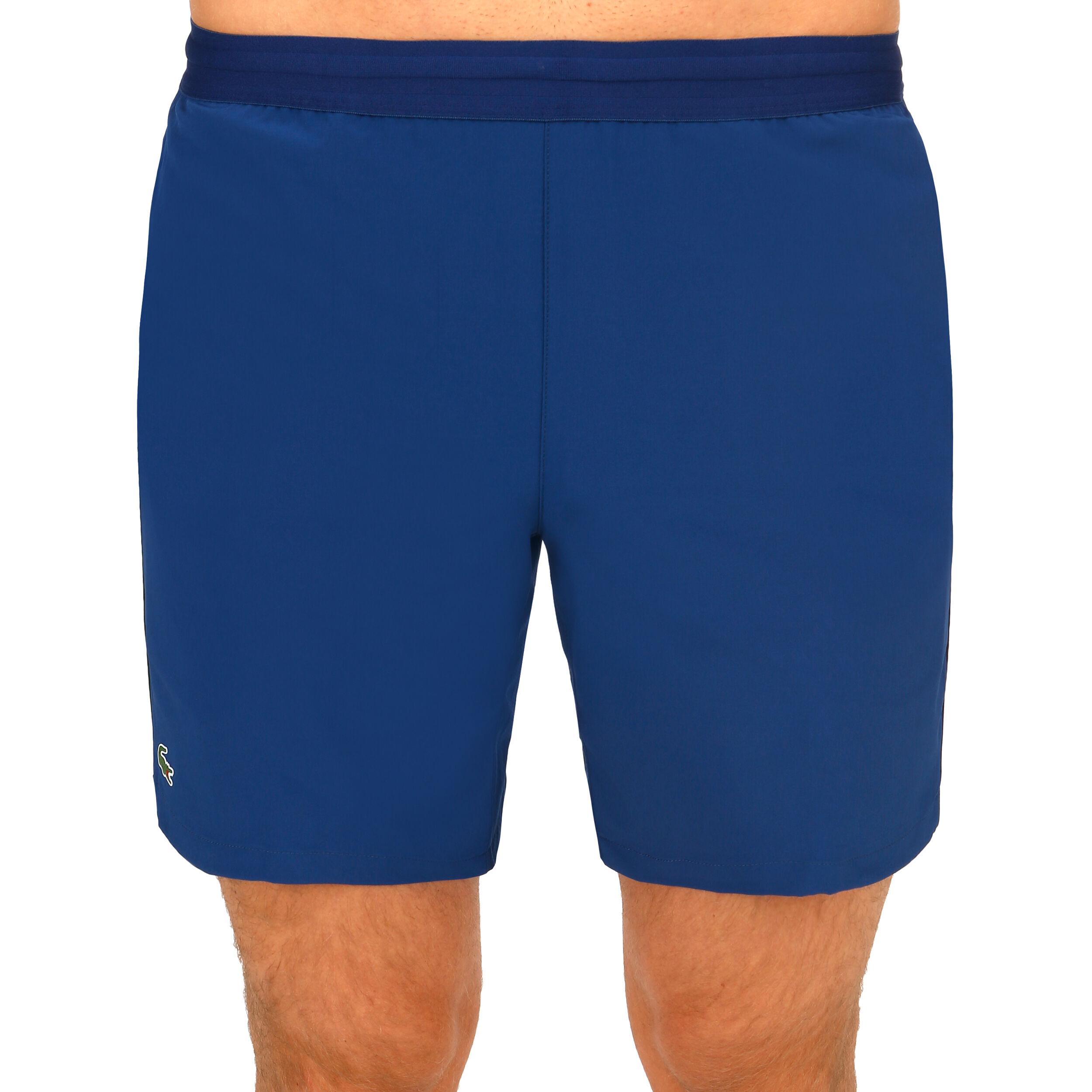 Lacoste Djokovic Bleu Hommes Shorts FoncéNoir Novak En Acheter MVSGLqzUp