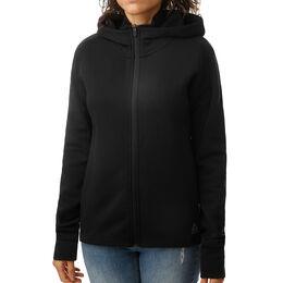 One Series Cotton Full-Zip Hoodie Women