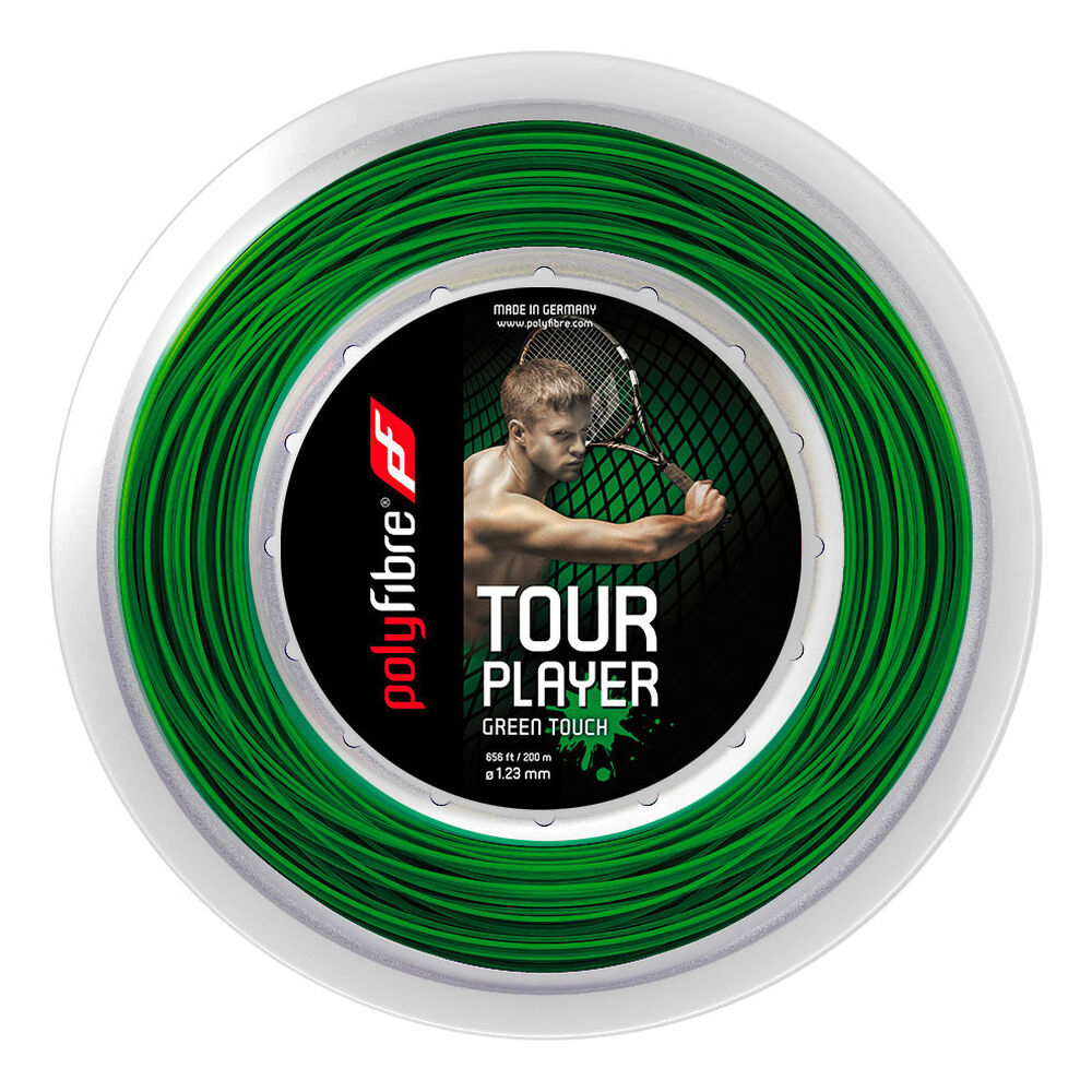 Tour Player Touch Bobine Cordage 200m