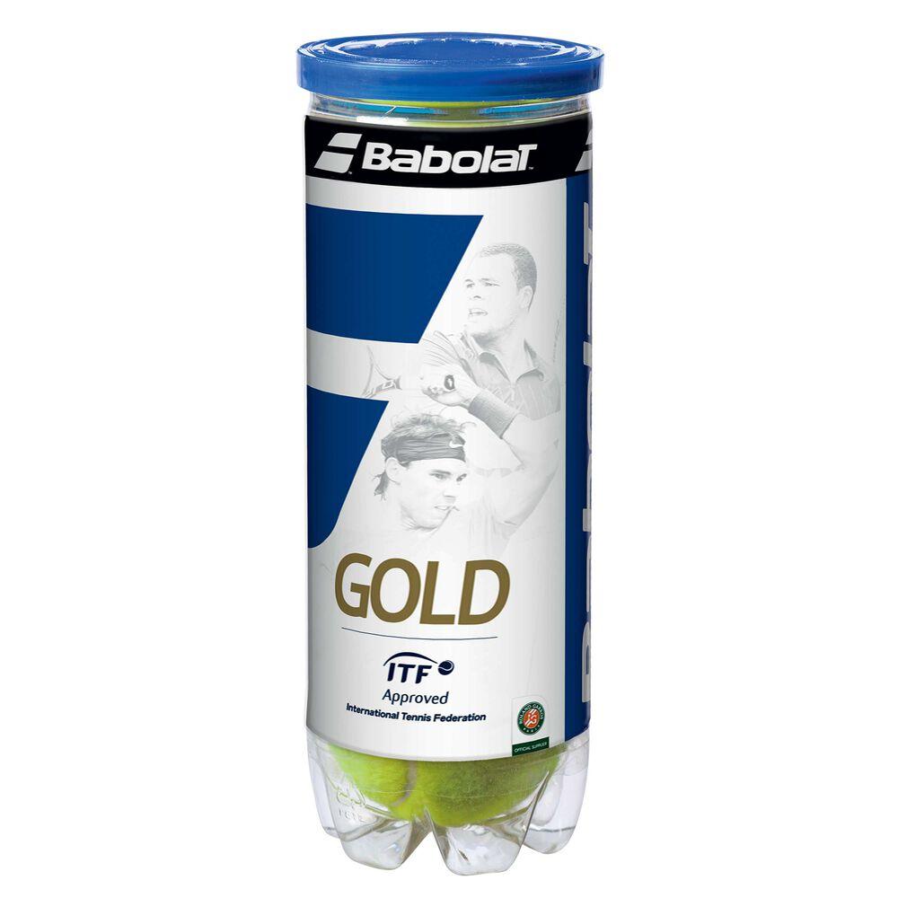 Gold Tube De 3