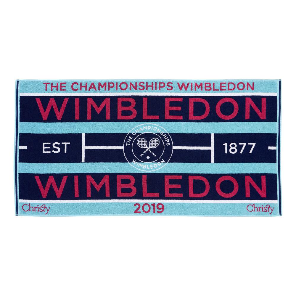 Wimbledon 2019 Championship Femme Serviette 70x130cm