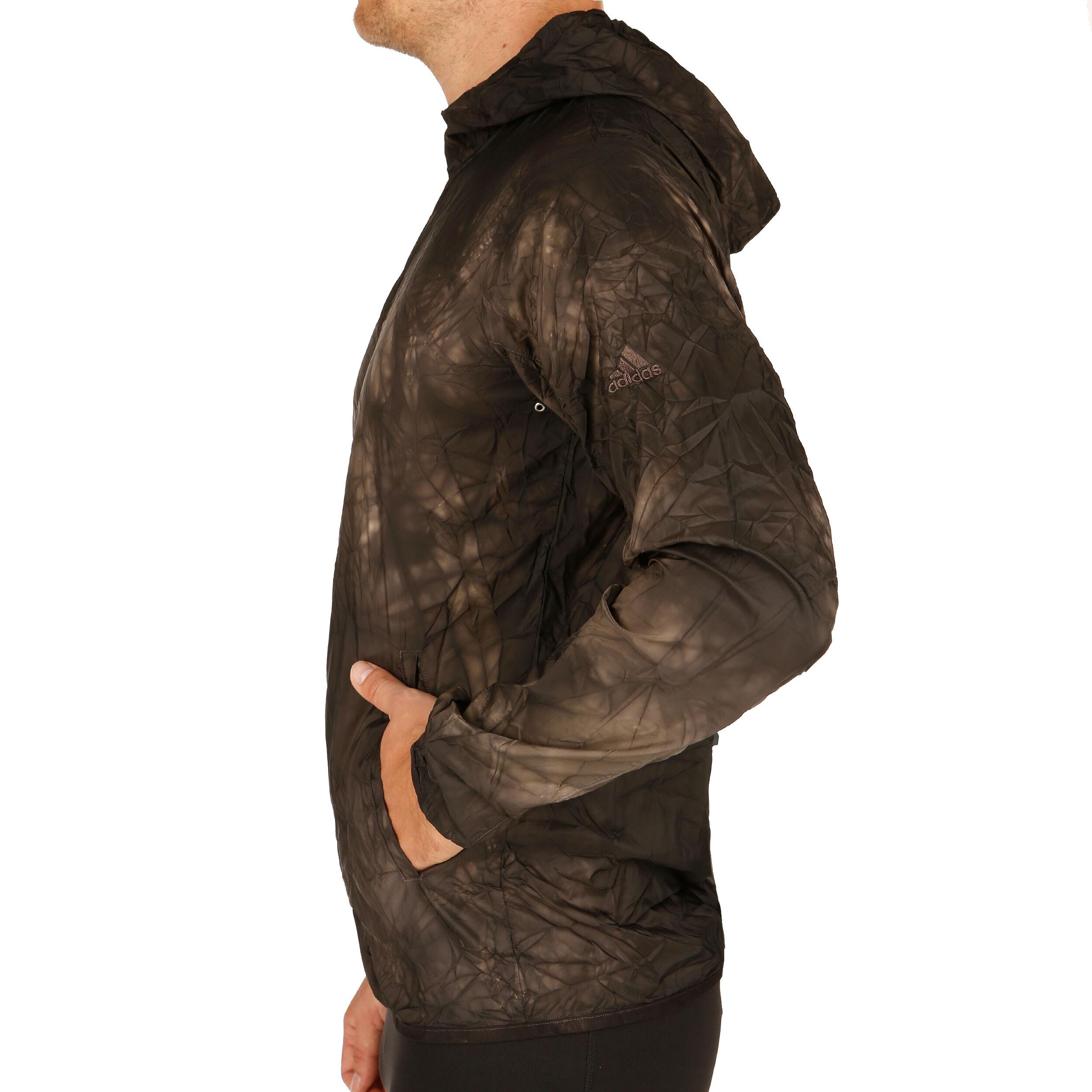 adidas Kanoi Run Packable Dye Veste De Survêtement Hommes