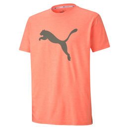 Puma Heather Cat Tee Men